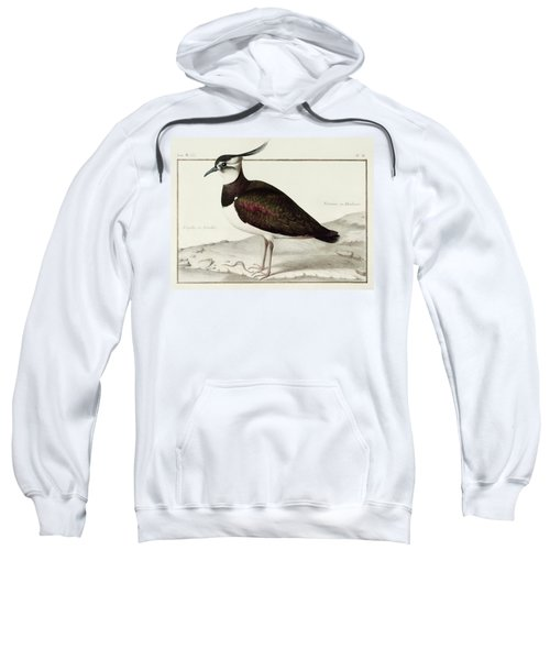 A Lapwing Sweatshirt by Nicolas Robert