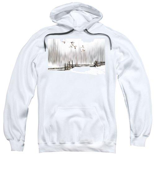 A Little Winter Magic Sweatshirt