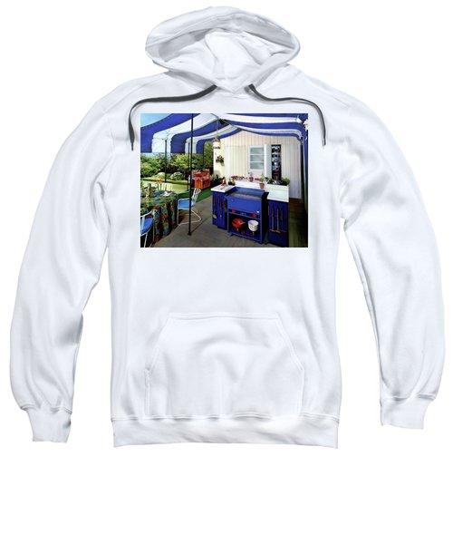 A Patio Sweatshirt
