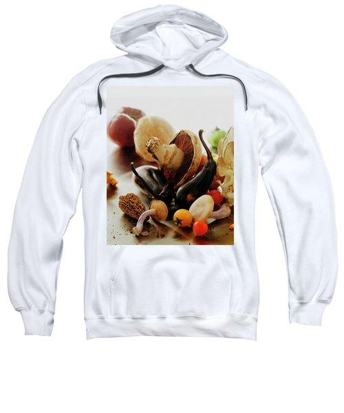 A Pile Of Vegetables Sweatshirt