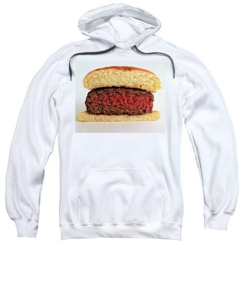 A Rare Hamburger Sweatshirt
