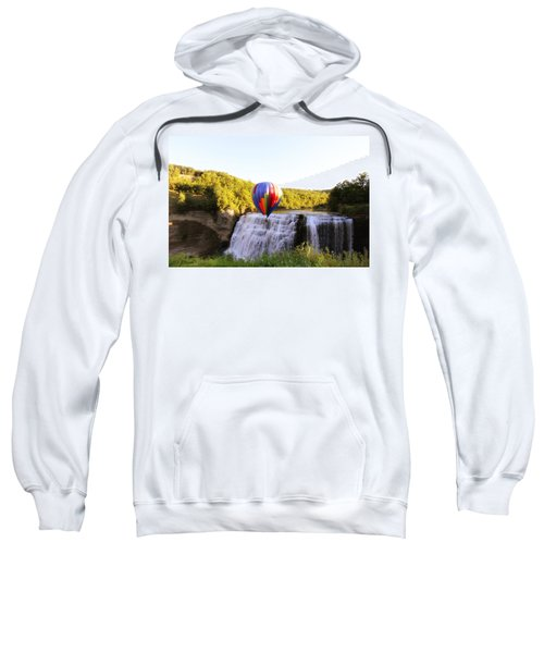 A Ride Over The Falls Sweatshirt