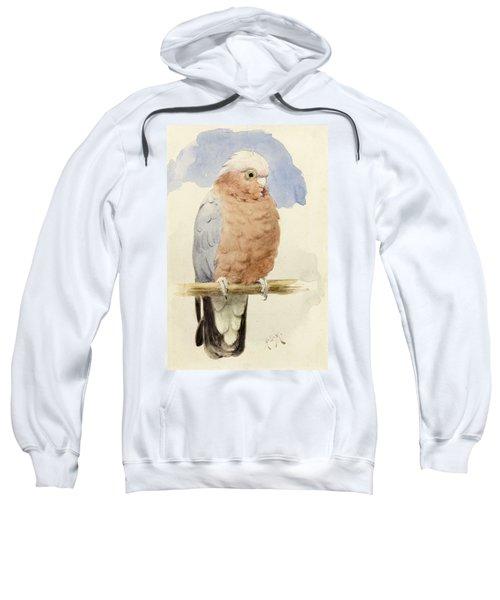 A Rose Breasted Cockatoo Sweatshirt