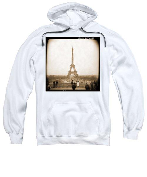 A Walk Through Paris 5 Sweatshirt