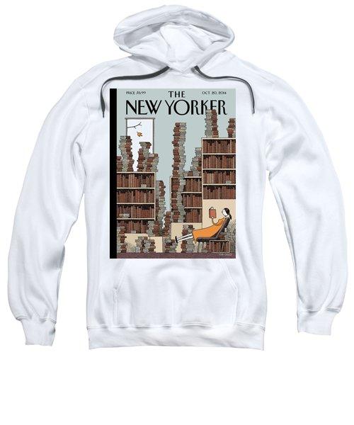 Fall Library Sweatshirt
