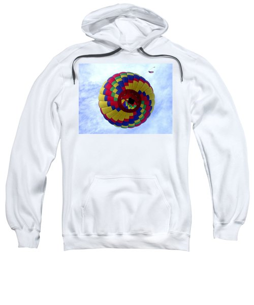Above And Beyond Sweatshirt