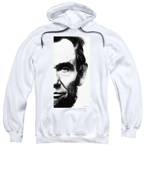Abraham Lincoln - An American President Sweatshirt