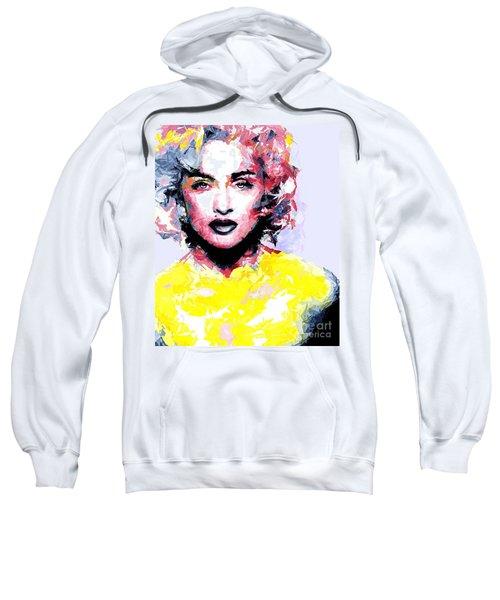 Abstract Madonna Sweatshirt