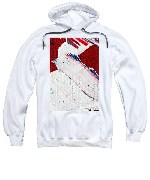 Abstract Original Artwork One Hundred Phoenixes Untitled Number Nine Sweatshirt