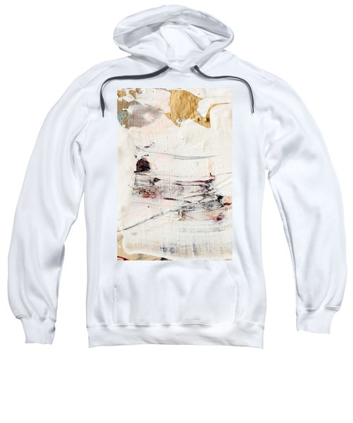 Abstract Original Painting Number Eleven Sweatshirt