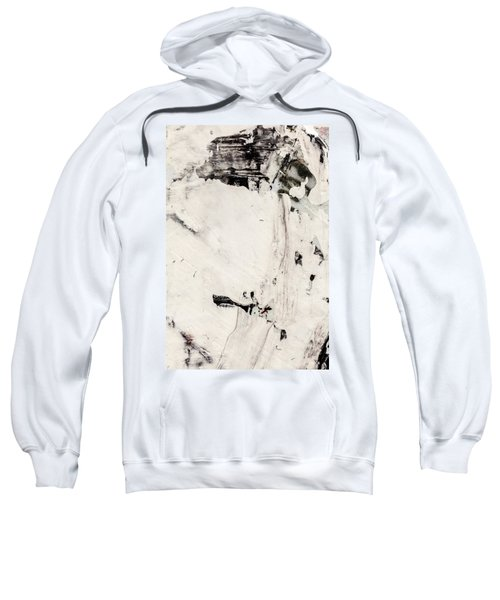 Abstract Original Painting Number Four Sweatshirt