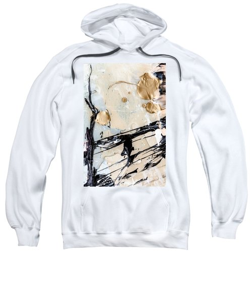Abstract Original Painting Untitled Twelve Sweatshirt