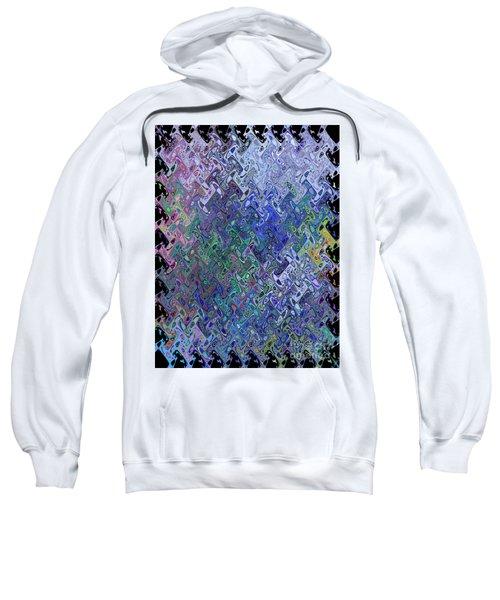 Abstract Reflections Sweatshirt