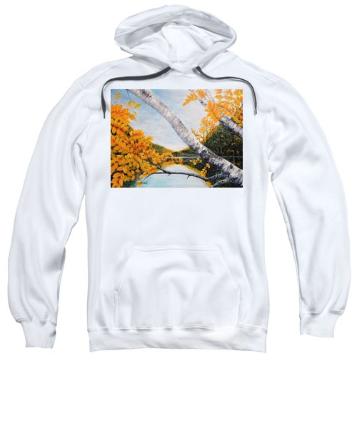 Adirondacks New York Sweatshirt