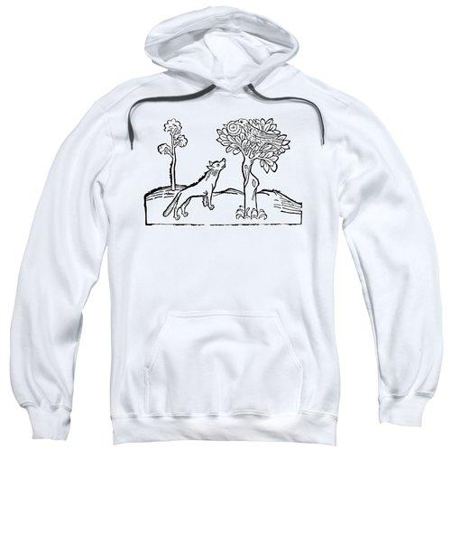 Aesop Fox And Crow Sweatshirt