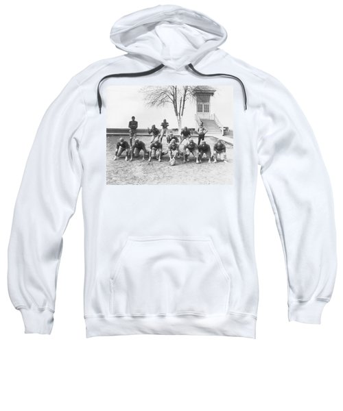 African American Football Team Sweatshirt