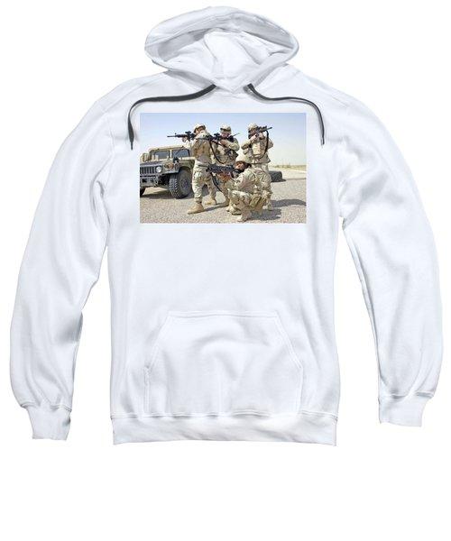 Air Force Squadron Sweatshirt