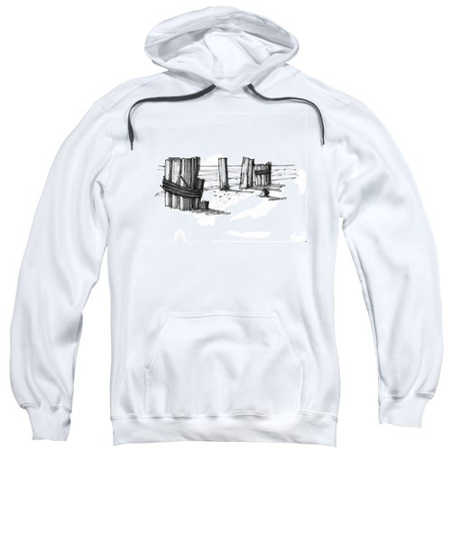 All That Remains Ocracoke 1970s Sweatshirt