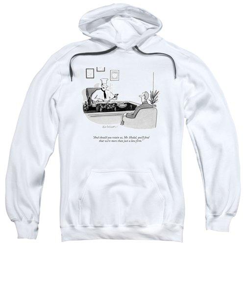 And Should You Retain Sweatshirt