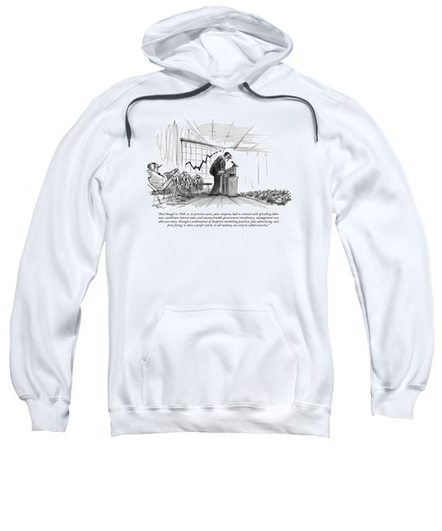 And Though In 1969 Sweatshirt