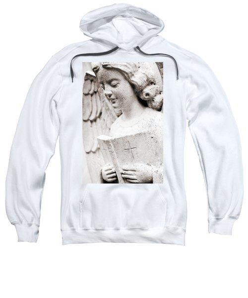Angels Prayers And Miracles Sweatshirt