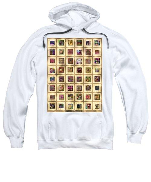 Antique Digitalia  Sweatshirt