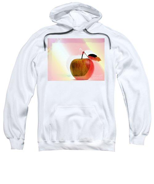 Apple Peel Sweatshirt