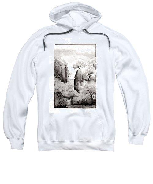 Arbres Separes Sweatshirt