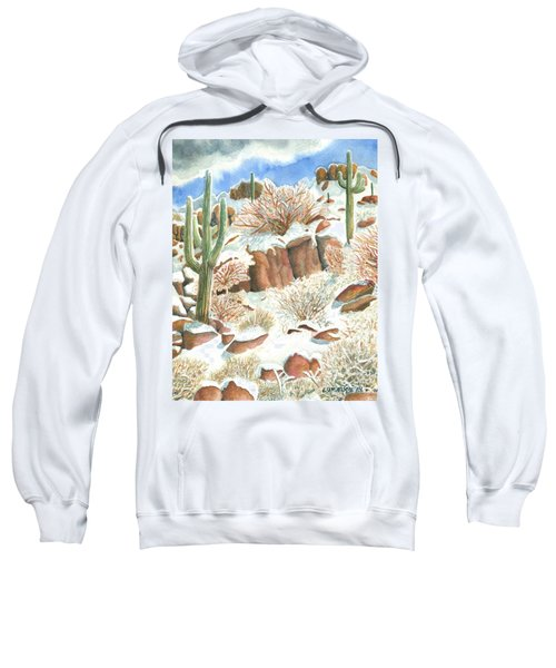 Arizona The Christmas Card Sweatshirt