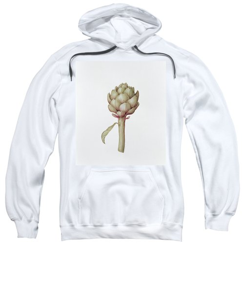 Artichoke Sweatshirt by Diana Everett