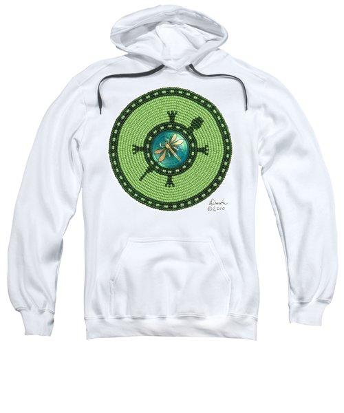 Ashlee's Dragonfly Turtle Sweatshirt
