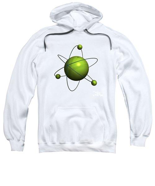 Atom Structure Sweatshirt