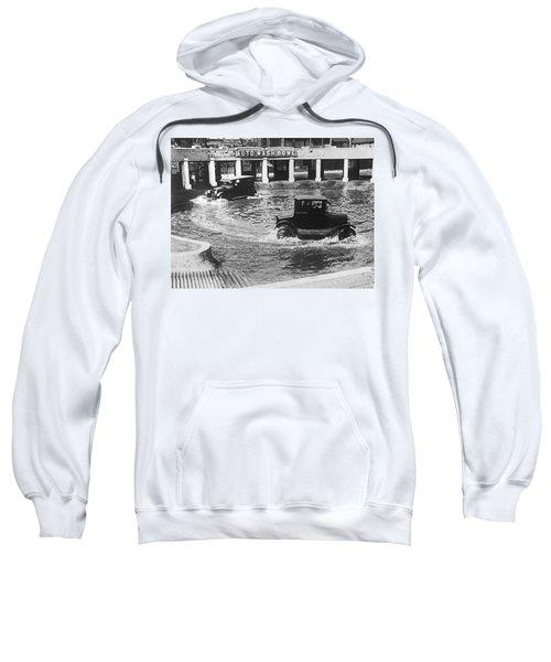 Auto Wash Bowl Sweatshirt