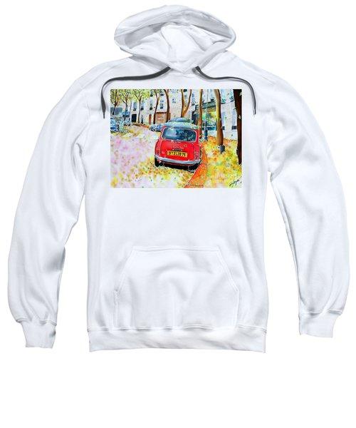 Avenue Junot In Autumn Sweatshirt