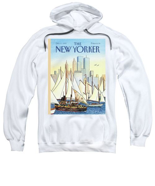 Back In The New World Sweatshirt
