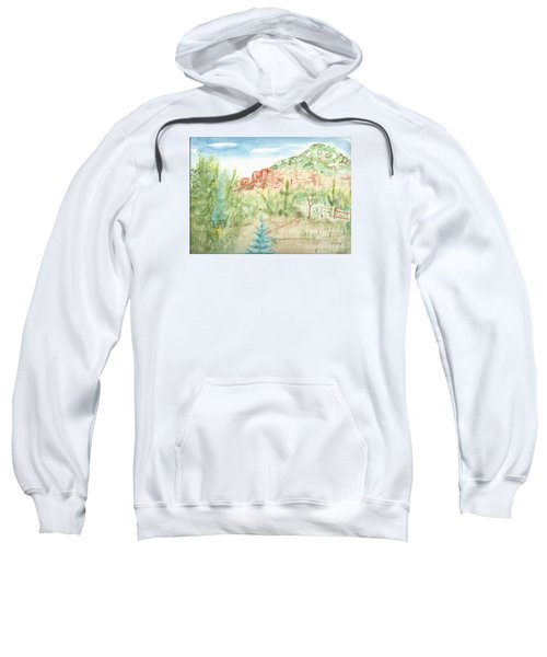 Backyard Sedona Sweatshirt