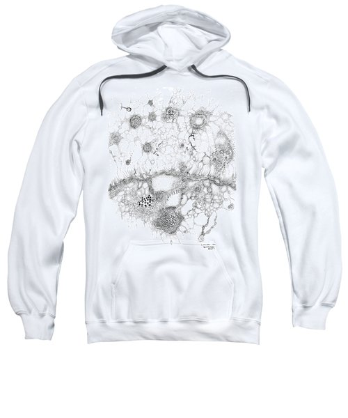 Bacteriophage Ballet Sweatshirt