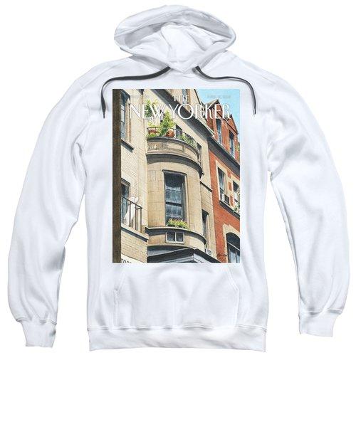 Balcony Scene Sweatshirt