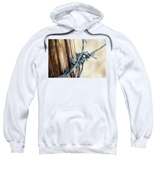 Barbed Sweatshirt