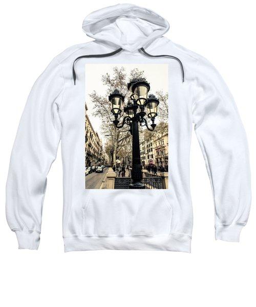 Barcelona - La Rambla Sweatshirt