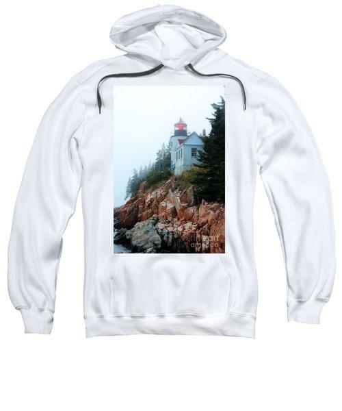 Bass Harbor Head Lighthouse Sweatshirt