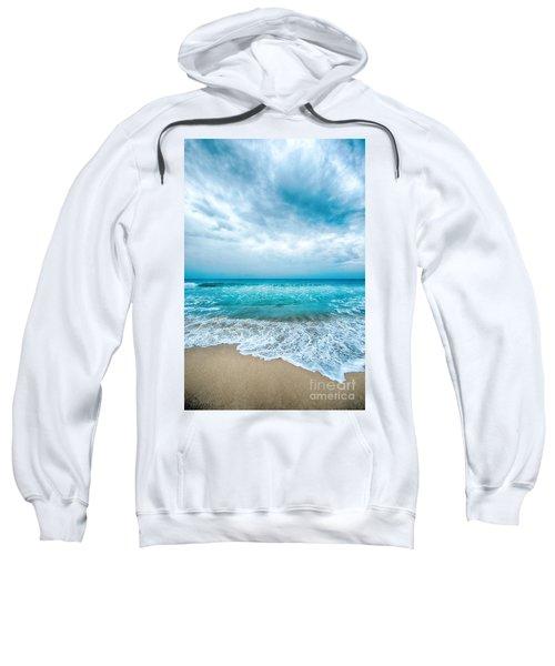 Beach And Waves Sweatshirt