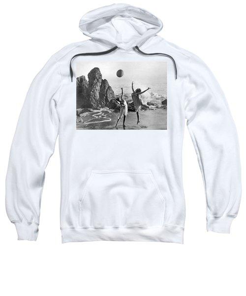 Beach Ball Dancing Sweatshirt
