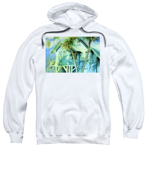 Beach Cottage Sweatshirt