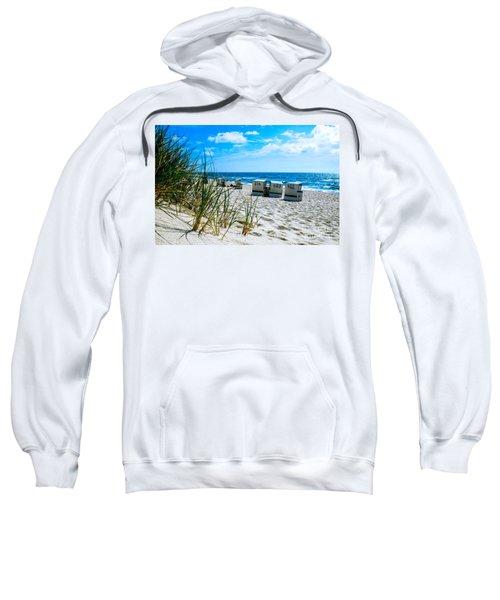 Behind The Dunes -light Sweatshirt