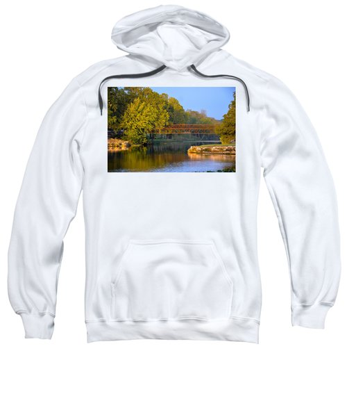 Berry Creek Bridge Sweatshirt