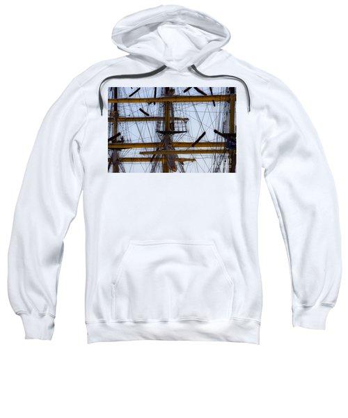 Between Masts And Ropes Sweatshirt