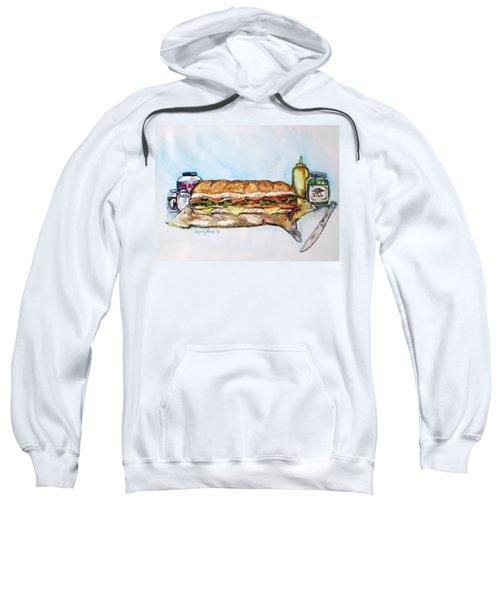 Big Ol Samich Sweatshirt