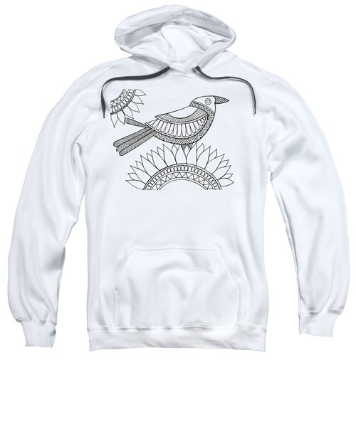Bird Crow Sweatshirt