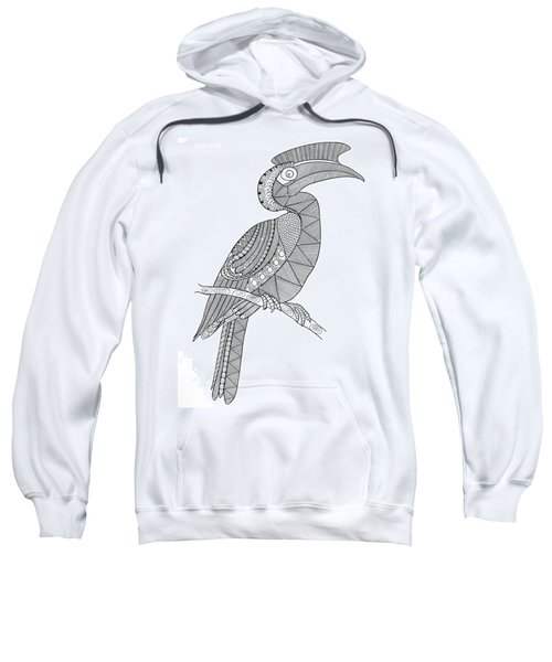 Bird Hornbill Sweatshirt
